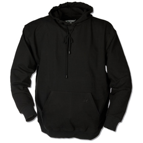 Ahorn hooded sweat grote maten