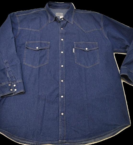 Jeans Grotematen Overhemd biz – Excellent B 2WH9EDIY